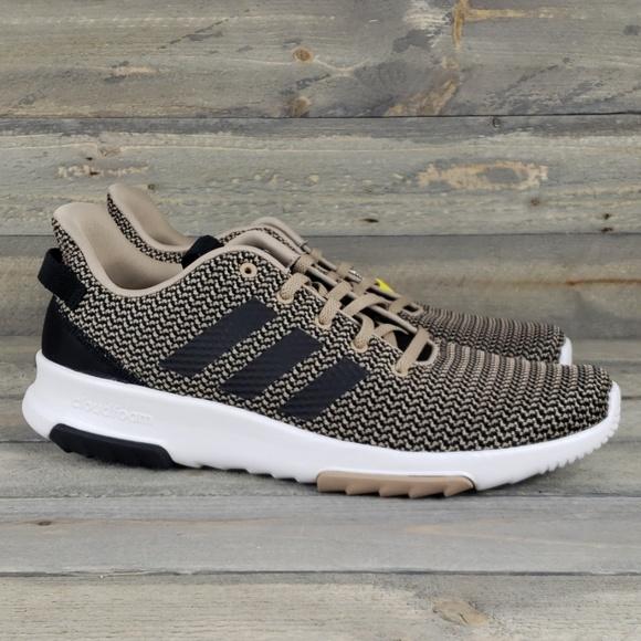 e09c72be07918 Adidas CF Racer TR Men s Running Shoes Khaki Black